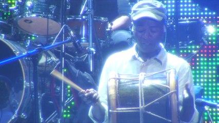Juan Luis Guerra 4.40 - Solo De Percusión