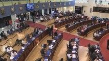 Congreso salvadoreño decreta estado de emergencia por pandemia de coronavirus