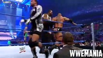 WWE Smackdown 2008 Undertaker, Batista and Finlay vs The Great Khali, Big Daddy V and MVP _fire__fire__fire_ ( 720 X 720 )