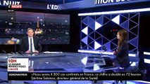 Le spot officiel du gouvernement diffusé à la télé pour lutter contre le coronavirus