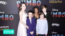 Angelina Jolie Is Proud of Daughters for Showing Strength After Surgery