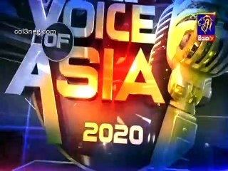 Siyatha Voice of Asia 2020 - 15-03-2020 Part 1