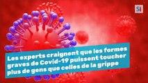 Attention, le coronavirus n'est pas une grippe banale
