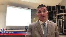 Municipales à Saint-Dié-lès-Vosges : première réaction de David Valence réélu