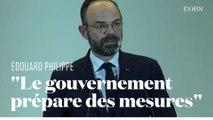 L'allocution d'Edouard Philippe sur un éventuel report des élections municipales