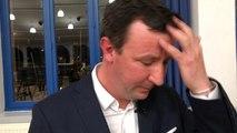 La réaction de Jean-Yves de Chaisemartin après le premier tour des élections municipales