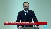 REPLAY - Allocution de Edouard Philippe après le 1er tour des Municipales 2020