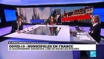 """Coronavirus en France : """"Il est possible que 40% de la population soit contaminée"""""""