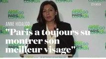 En tête du premier tour des municipales à Paris, Anne Hidalgo appelle au rassemblement
