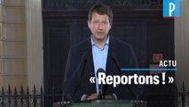 Municipales : Yannick Jadot appelle au report du second tour