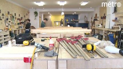Montréal est DIY: Les Affûtés, un espace pour créer