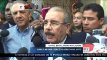 Presidente Danilo Medina habla de las medidas preventivas contra en coronavirus