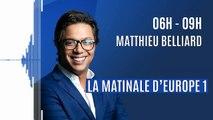 """Emmanuel Macron sur le confinement : """"Europe 1 c'est radio pyjama !"""" (Canteloup)"""