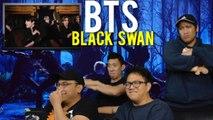 "BTS more elegant than a ""BLACK SWAN"" (MV Reaction)"