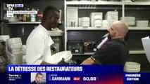 Les restaurateurs inquiets après l'annonce de la fermeture de leurs établissements