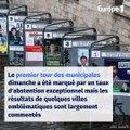 Municipales : qui sont les candidats élus dès le premier tour ?