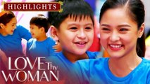 Jia, sinamahan si Michael sa family day | Love Thy Woman