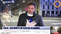 Coronavirus : les Italiens réagissent aux images des Français dans les parcs !