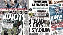 Le Barça lance les grandes manœuvres pour Lautaro Martinez, le plan de l'UEFA pour les coupes d'Europe se dessine