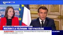 Coronavirus: Emmanuel Macron s'exprimera ce soir à 20h00 à la télévision