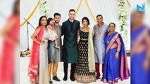 Glenn Maxwell gets engaged to girlfriend Vini Raman, see pics