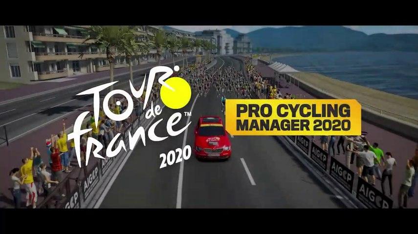 Cyclisme - Le teaser des jeux vidéos Tour de France 2020 et Pro Cycling Manager 2020 seront disponibles dès le 4 juin