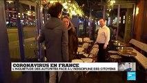 Coronavirus en France : Inquiétude des autorités face à l'indiscipline des Français