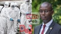 Coronavirus: le message poignant de Dr Daouda Ndiaye aux Sénégalais