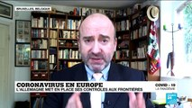 "Coronavirus en Europe : L'Italie demande ""une coordination européenne"""