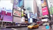 Coronavirus aux États-Unis : Fermeture des restaurants, bars, cinémas à New-York