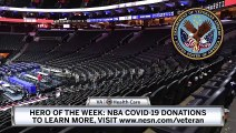 VA Hero Of The Week: NBA Players Make Donations Amid Coronavirus Crisis
