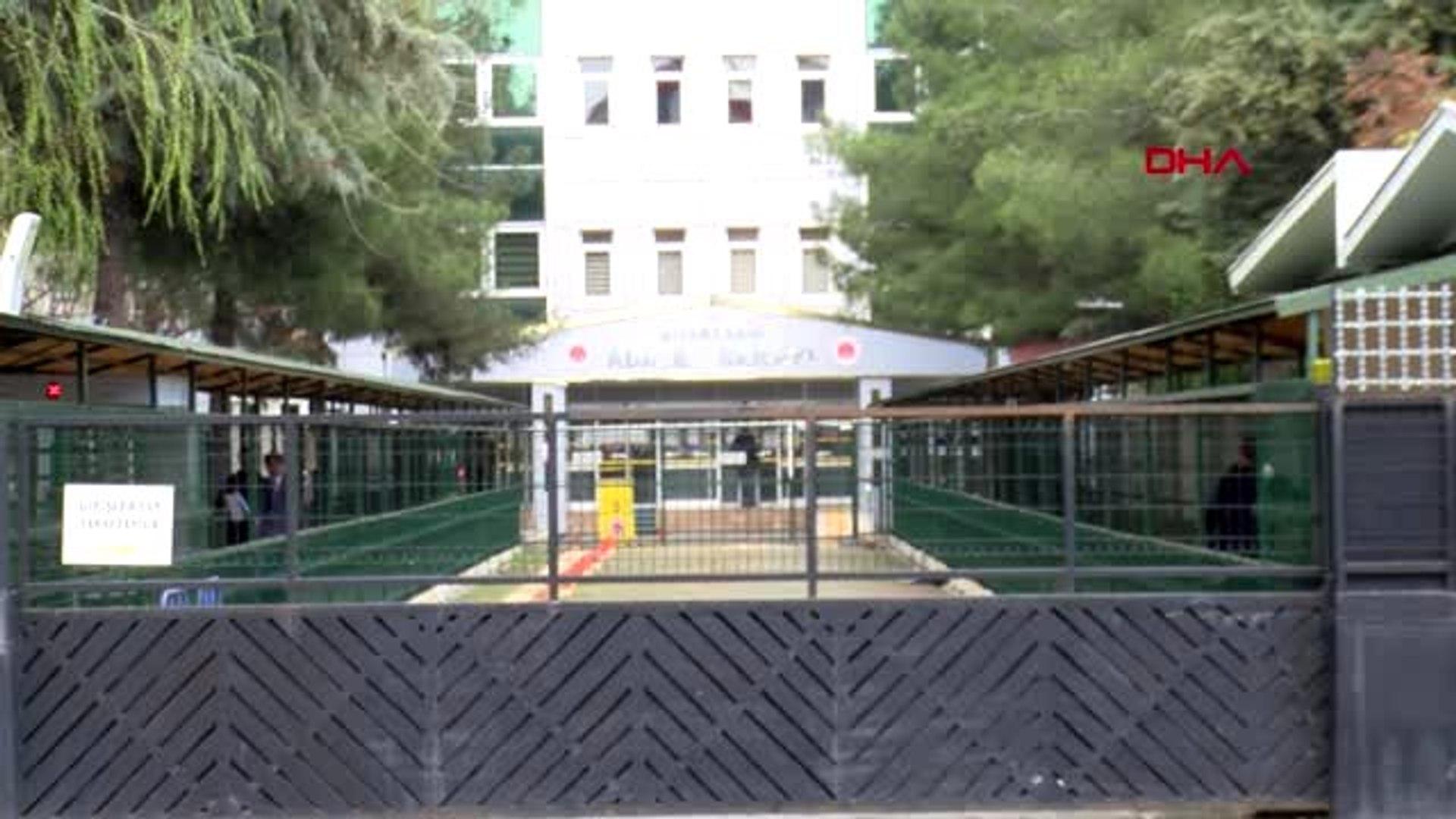 diyarbakir adalet sarayi nda koronavirus onlemleri