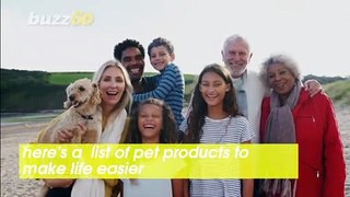 Pet Products That Make Your Life Easier