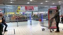 Les centres commerciaux nazairiens pris d'assaut