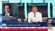 Nicolas Chéron (Binck.fr): L'électrochoc de confiance de la Fed n'a pas fonctionné - 16/03