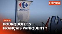 Covid-19 - Comment analyser les mouvements de panique des Français ?