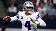 Cowboys Place Exclusive Franchise Tag On Dak Prescott
