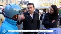BLOIS 2020 Marc Gricourt haut la main dès le premier tour