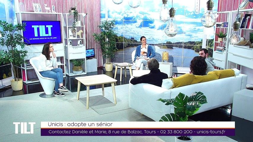 TILT - 16/03/2020 Spécial Séniors - Partie 3 - Unicis : Adopte un sénior
