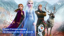 'Frozen 2' Streaming on Disney+ 3 Months Early Due to Coronavirus Outbreak