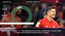 5 Things - Lewandowski Bayern's standout so far this season
