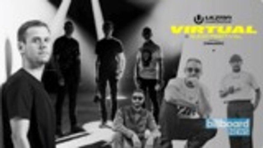 SiriusXM to Broadcast Ultra Virtual Audio Festival on UMF Radio | Billboard News