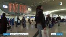 Coronavirus : ils ont choisi de quitter Paris