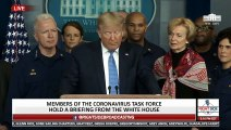 President Trump & Coronavirus Task Force Hold News Conference