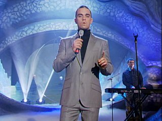Robbie Williams - Sing When You're Winning