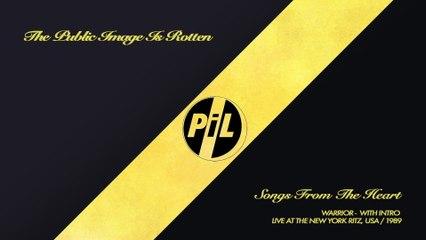 Public Image Limited - Warrior