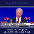 Joe Biden Discusses the Coronavirus Outbreak During the Democratic Debate - Joe Biden For President