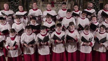 The Boys of St. Paul's Choir School - O Come All Ye Faithful