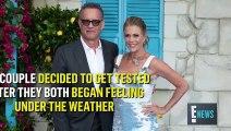 Tom Hanks & Rita Wilson Released From Hospital