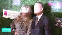 Tom Hanks Shares Coronavirus Update & Rita Wilson Gives Quarantine Playlist